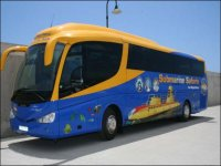 Autobus para traslados