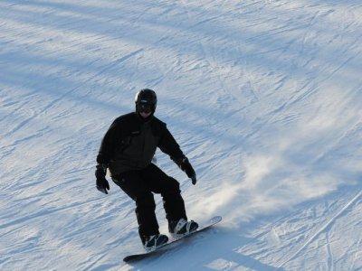 La Pinilla Snowboard