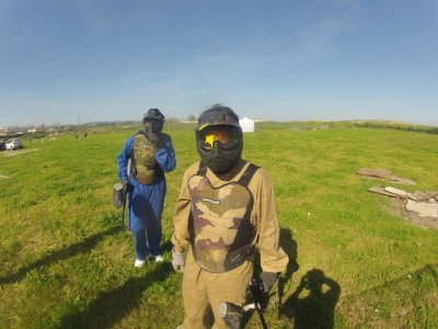 Aventuras Limite Paintball