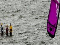 clase de kitesurf