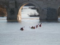 Kayak en los rios cordobeses