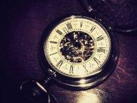 Misterioso reloj antiguo