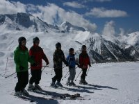 curso de esqui