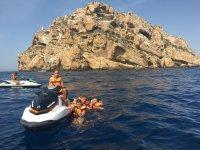 Excursion en moto de agua Alicante