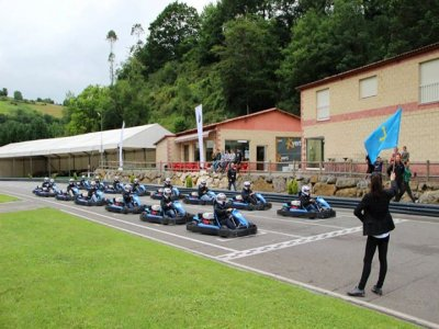 Karting Soto de Dueñas Team Building