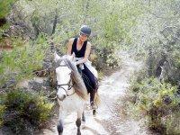 A caballo en Alicante