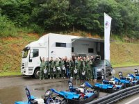 team building en el karting