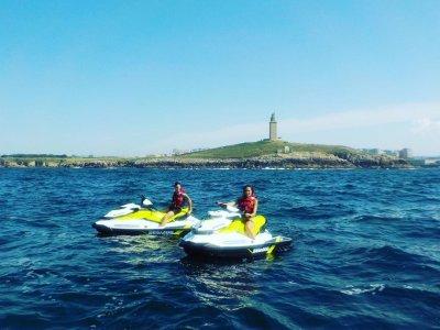 Motos de Agua Coruña