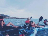 Pedaleando en el Mediterraneo