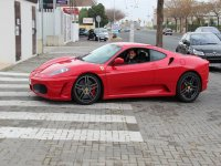 Conduccion Ferrari