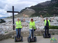 Mirador Cazorla on Segway