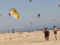Kitesurfing through Málaga and Cádiz