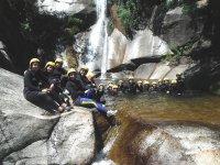 BARRANQUISMO - Garganta de Los Papuos