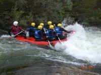 Rafting - ALTO TORMES