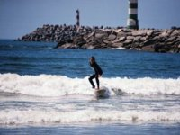 Exciting surf courses