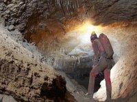 Discover impressive caves
