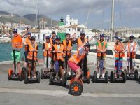 Excursion de empresa en Segway
