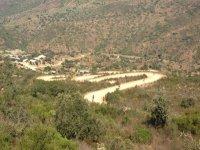 Through the Cadiz mountain range