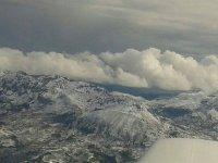 Viendo la nieve que ha caido