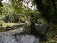 urola河水河流punte urola