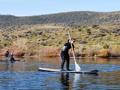 Actividades El Burguillo Paddle Surf