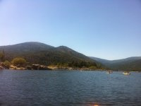 Las vistas desde el barco