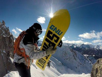 Clases de Snowboard Baqueira