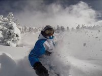 Profesor de snowboard en Vielha