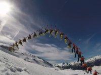 Salto de snowboard paso a paso