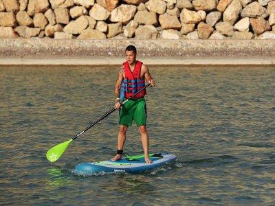 Lunar Cable Park  Paddle Surf