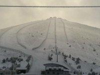 Pistas de esquí en la sierra de Madrid