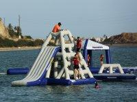 Los obstaculos de nuestro Aquaglide