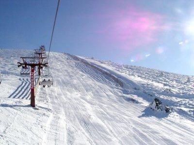 Puerto de Navacerrada Estaciones de Esquí