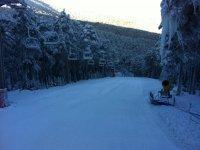 La estación de esquí más cercana a Madrid
