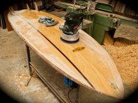Wood surf