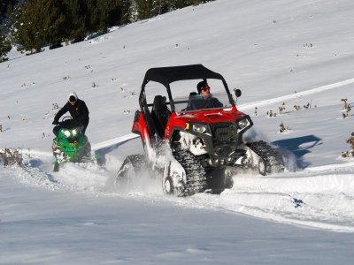 Oxigen Motos de Nieve