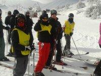 儿童滑雪课程私人滑雪课程教学