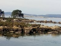 Atlantic islands of Galicia