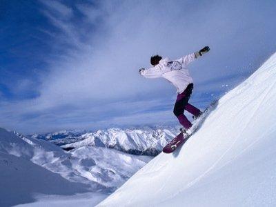 Aventura Badan Snowboard