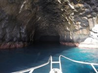 Cueva marina en La Palma