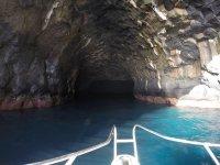 La Palma的海洋洞穴