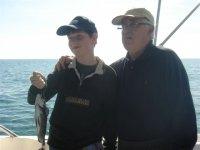 Deep sea fishing 5 miles