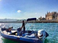Lanchas para recorrer Mallorca