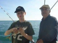 Deep sea fishing up to 60 m