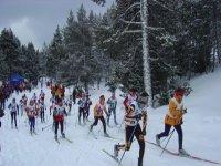 Competiciones de esqui