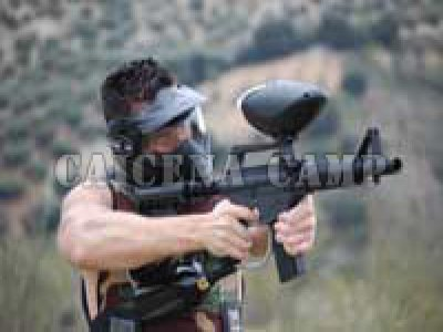 Paintball Caicena Camp