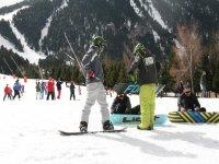 Instructor de snowboard