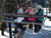 grupo de snow
