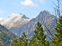 Preciosas montanas