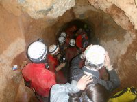 Caving for groups in Seville
